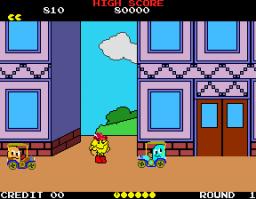 Pac-Land (ARC)  © Namco 1984   3/4