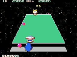 Penguin Kun Wars (ARC)  © UPL 1985   3/3