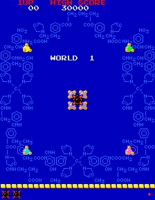 Phozon (ARC)  © Namco 1983   4/4