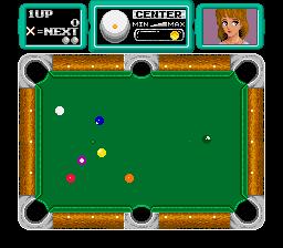 Pocket Gal (ARC)  © Data East 1988   2/3
