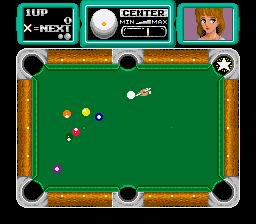 Pocket Gal 2 (ARC)  © Data East 1988   3/3