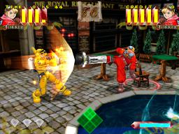 Power Stone (ARC)  © Capcom 1999   2/4