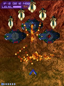 Psyvariar: Medium Unit (ARC)  © Success 2000   3/3
