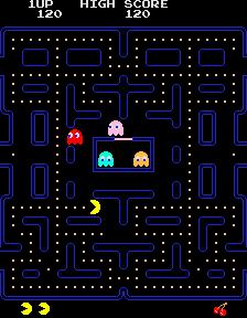 Puckman (ARC)  © Namco 1979   1/1