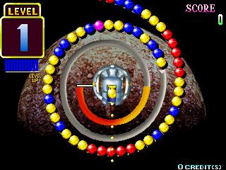 Puzz Loop (ARC)  © Mitchell 1998   4/4
