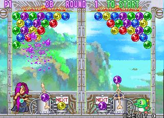 Puzzle Bobble 3 (ARC)  © Taito 1996   11/13