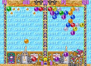 Puzzle Bobble 3 (ARC)  © Taito 1996   12/13