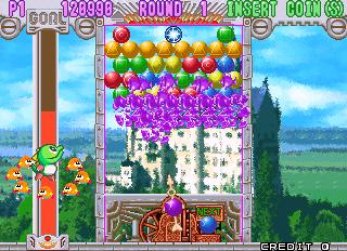 Puzzle Bobble 3 (ARC)  © Taito 1996   13/13
