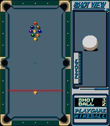 Rack 'Em Up (ARC)  © Konami 1987   2/3