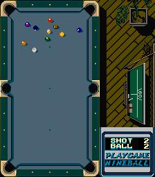 Rack 'Em Up (ARC)  © Konami 1987   3/3