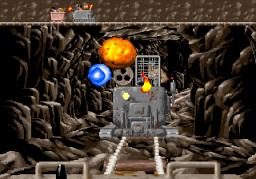 Rail Chase (ARC)  © Sega 1991   2/3