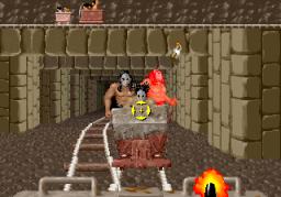 Rail Chase (ARC)  © Sega 1991   3/3