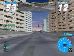 Rave Racer (ARC)  © Namco 1995   3/3