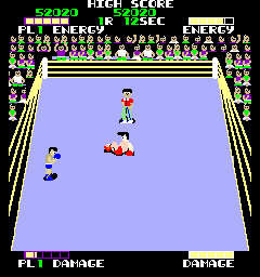 Ring Fighter (ARC)   © Taito 1984    3/3