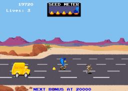 Road Runner (ARC)  © Atari Games 1985   2/3