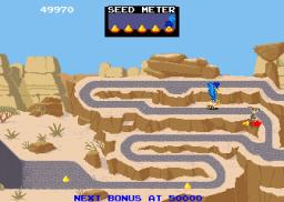 Road Runner (ARC)  © Atari Games 1985   3/3
