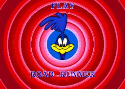 Road Runner (ARC)  © Atari Games 1985   1/3