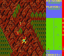 Rock Climber (ARC)  © Taito 1981   2/3