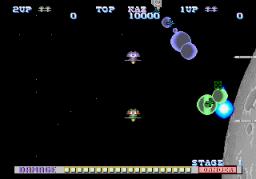 SDI: Strategic Defense Initiative (ARC)  © Sega 1987   3/3