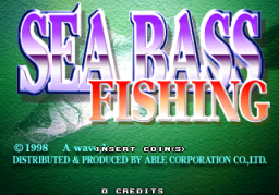 Sea Bass Fishing (ARC)   © Able 1998    1/3