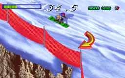Snow Board Championship (ARC)  © Gaelco 1997   3/3