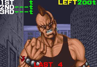 Sonic Blast Man (ARC)  © Taito 1990   5/5