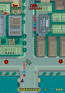 Sonic Boom (ARC)  © Sega 1987   2/5
