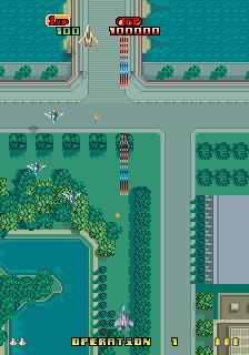 Sonic Boom (ARC)  © Sega 1987   5/5