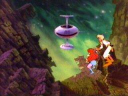 Space Ace (ARC)  © Cinematronics 1984   1/3