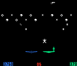 Space Walk (ARC)  © Bally Midway 1978   3/3