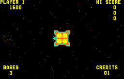 Space Zap (ARC)   © Midway 1980    2/3