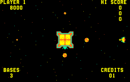 Space Zap (ARC)   © Midway 1980    3/3