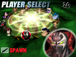 Spawn: In The Demon's Hand (ARC)  © Capcom 2000   4/4
