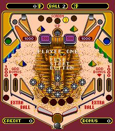 Speed Ball (ARC)  © Tecfri 1987   2/5