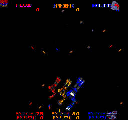 Star Guards (ARC)  © Bally Midway 1986   2/4