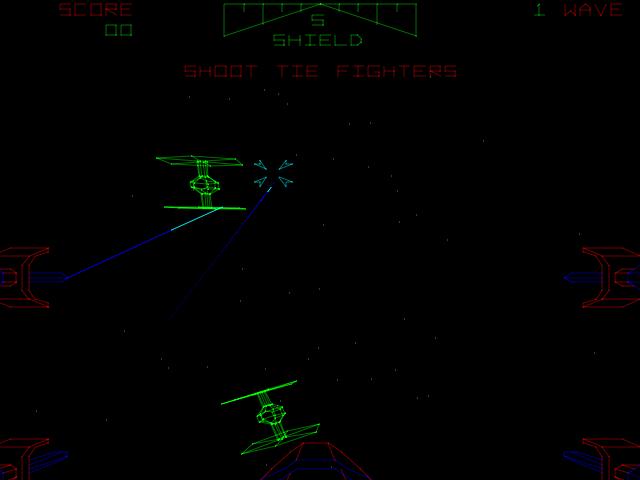 Star Wars (ARC)  © Atari (1972) 1983   4/5