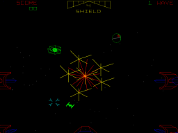 Star Wars (ARC)  © Atari (1972) 1983   3/5