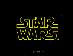 Star Wars Arcade (ARC)  © Sega 1993   1/3