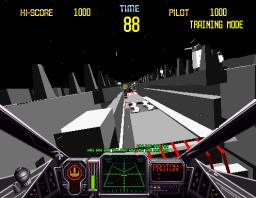 Star Wars Arcade (ARC)  © Sega 1993   3/3