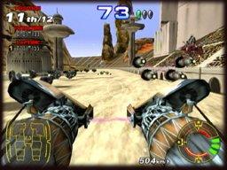 Star Wars Racer Arcade (ARC)  © Sega 2000   3/3