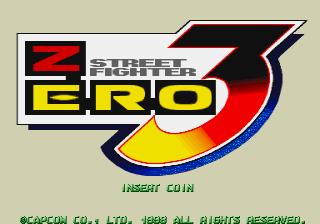 Street Fighter Alpha 3 (ARC)  © Capcom 1998   10/14