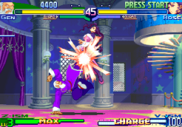 Street Fighter Alpha 3 (ARC)  © Capcom 1998   2/14