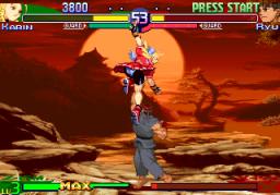 Street Fighter Alpha 3 (ARC)  © Capcom 1998   3/14
