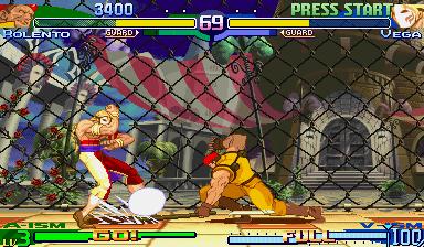 Street Fighter Alpha 3 (ARC)  © Capcom 1998   5/14