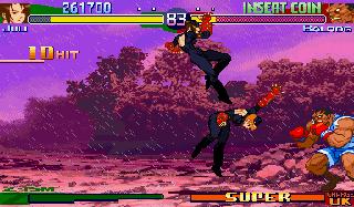 Street Fighter Alpha 3 (ARC)  © Capcom 1998   12/14