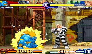 Street Fighter Alpha 3 (ARC)  © Capcom 1998   13/14