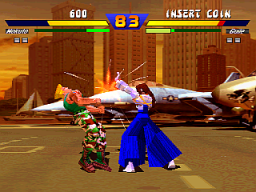 Street Fighter EX (ARC)  © Capcom 1996   2/4
