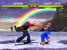 Street Fighter EX Plus (ARC)  © Capcom 1997   2/3