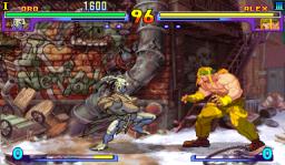 Street Fighter III: New Generation (ARC)  © Capcom 1997   3/5