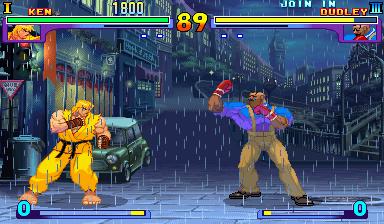 Street Fighter III: New Generation (ARC)  © Capcom 1997   5/5